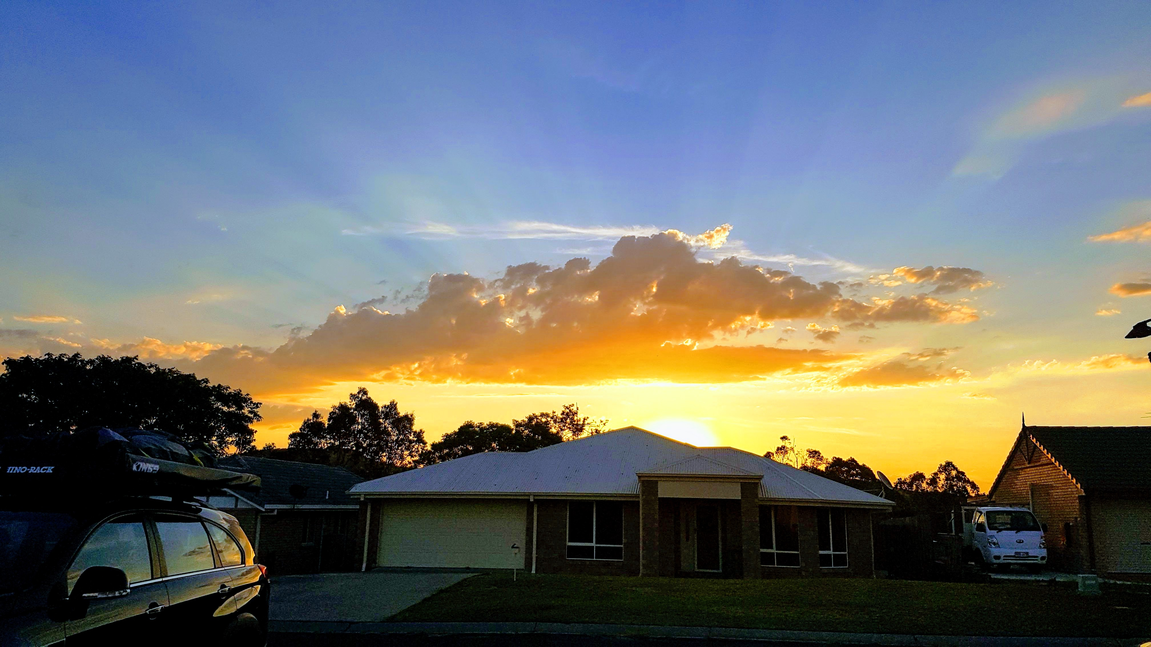 Country Sunrise, Queensland