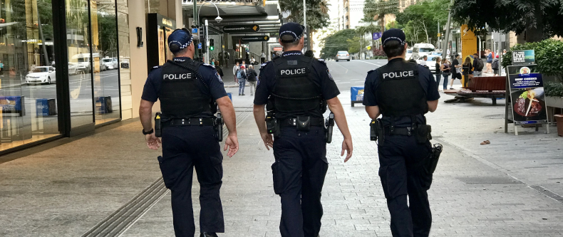 Hot Spot Policing in Fortitude Valley